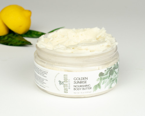 Golden Sunrise Nourishing Body Butter