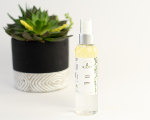 Golden Sunrise Hydrating Mist
