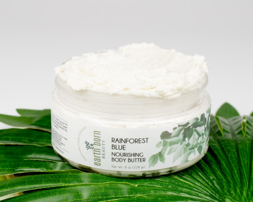 Rainforest Blue Nourishing Body Butter