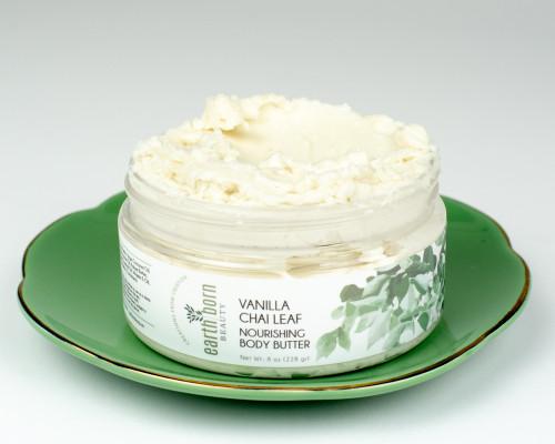 Vanilla Chai Leaf Nourishing Body Butter