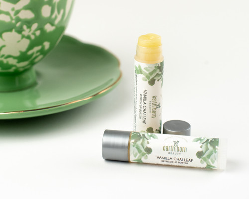 Vanilla Chai Leaf Refresh Lip Butter