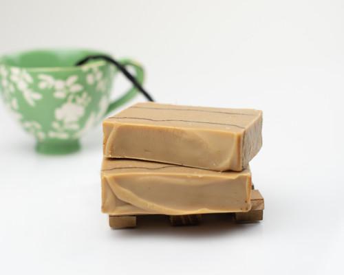 Vanilla Chai Leaf Artisan Soap
