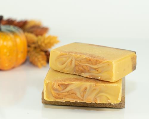 Pumpkin Harvest Artisan Soap