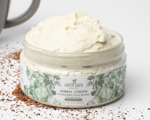 Herbal Stream Nourishing Body Butter