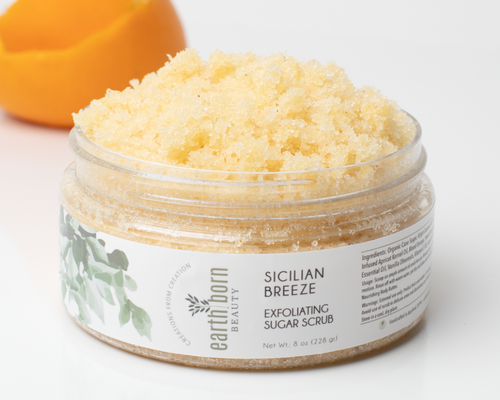 Sicilian Breeze Exfoliating  Sugar Scrub