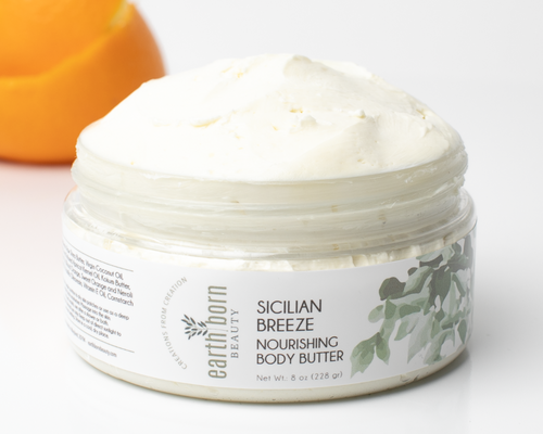 Sicilian Breeze Nourishing Body Butter