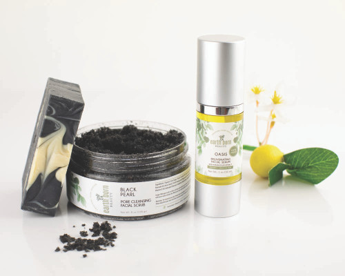 Black Pearl Skincare Collection