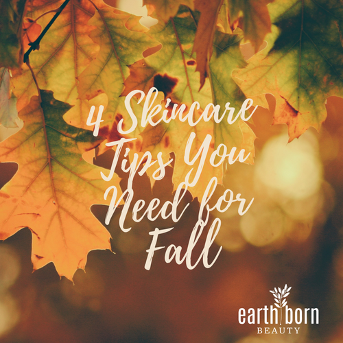 ​4 Skincare Tips You Need to Transition to Autumn