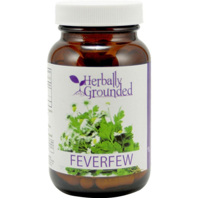 Herbally Grounded Feverfew