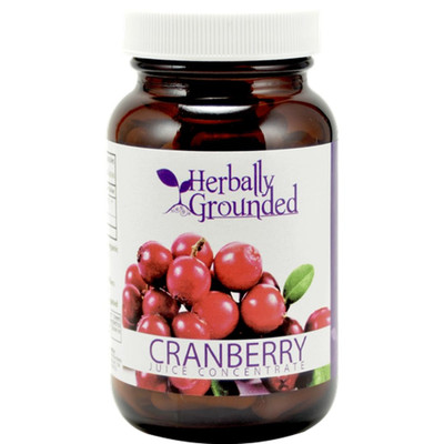 Herbally Grounded Cranberry