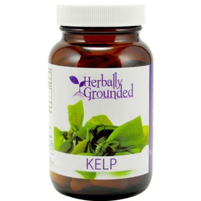 Herbally Grounded Kelp 100 caps