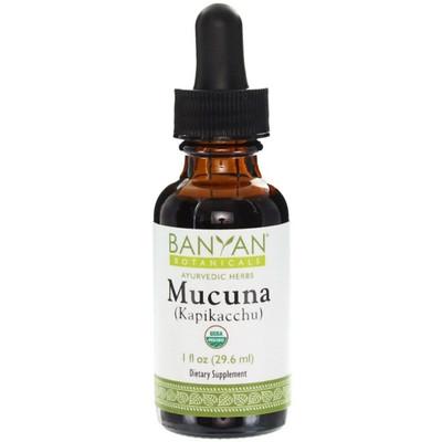 Banyan Botanicals Mucuna Liquid Extract