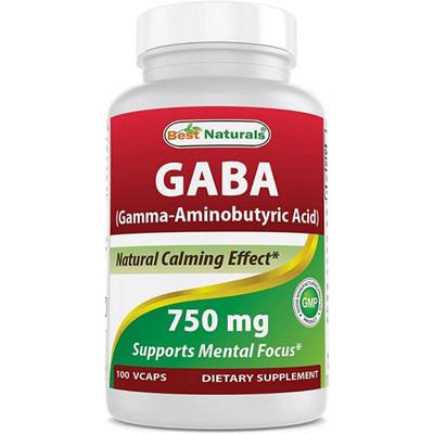 Best Naturals GABA