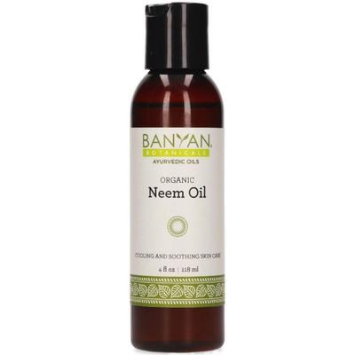Banyan Botanicals Organic Neem Oil