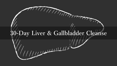 Liver Cleanse with Gallbladder Flush