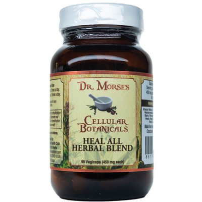 Dr Morse Heal All Herbal Blend 90 caps