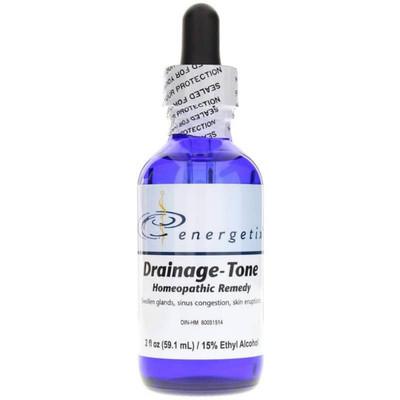 Energetix Drainage-Tone Homeopathic Remedy - 2 fl oz