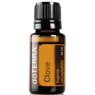 doTERRA Clove (Eugenia caryophyllata) Essential Oil - 15 ml