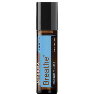 doTERRA Touch Breathe (Respiratory Blend) Roll On - 10 ml