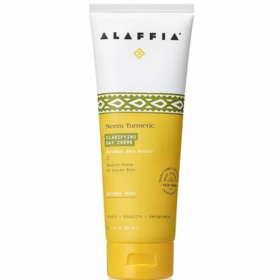Alaffia  Day Cream - Neem Turmeric - 3 fl oz