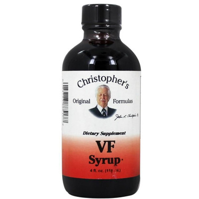 Christophers VF Syrup (Formerly Herbal Parasite Syrup) -  4 fl oz