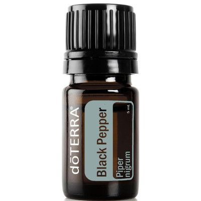 doTERRA Black Pepper (Piper Nigrum) Essential Oil - 5ml