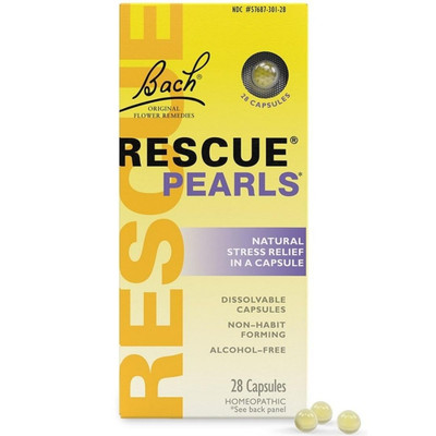 Bach Rescue Pearls Natural Stress Relief