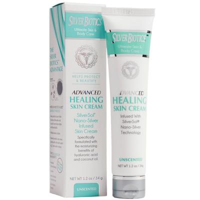 Silver Biotics  Advanced Healing Skin Cream