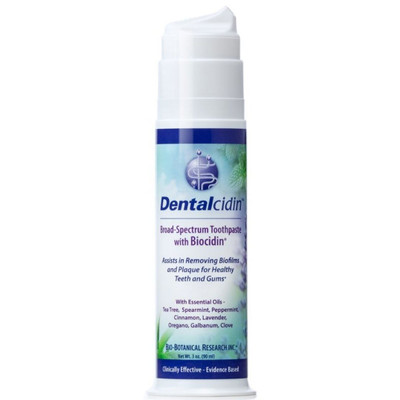 Bio-Botanical Research Inc. DentalCidin Toothpaste - 3 oz