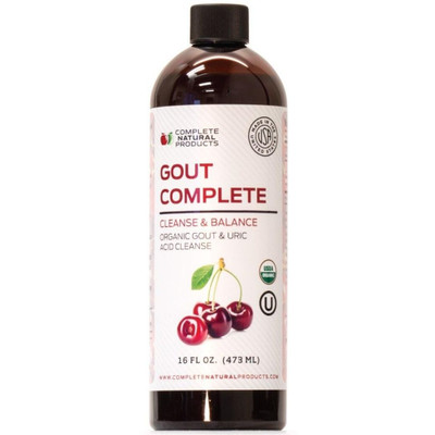 Complete Natural Products Gout & Uric Acid Complete