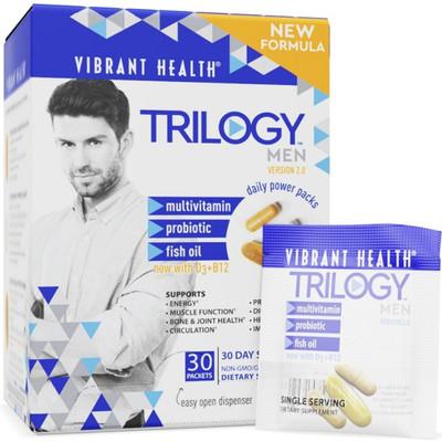 Vibrant Health Trilogy Men