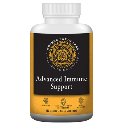 Mother Earth Labs Advanced Immune Support