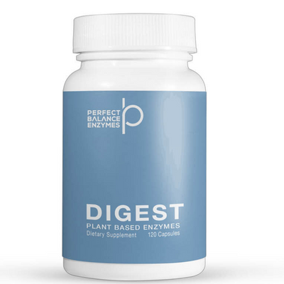 Perfect Balance Enzymes - Digest Plant Based Enzymes