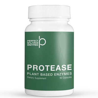 Perfect Balance Enzymes - Protease Plant Based Enzymes