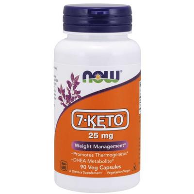 NOW 7 keto 25 mg