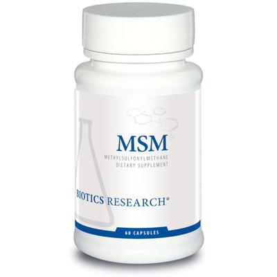Biotics Research MSM