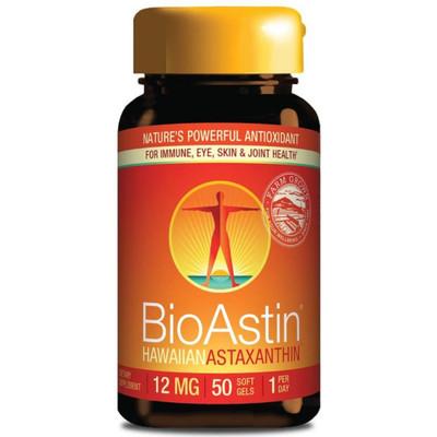 Nutrex BioAstin Astaxanthin 12 mg