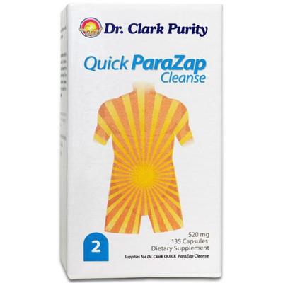 Dr. Clark Quick ParaZap Cleanse