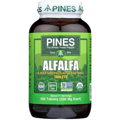 Pines Alfalfa Tablets