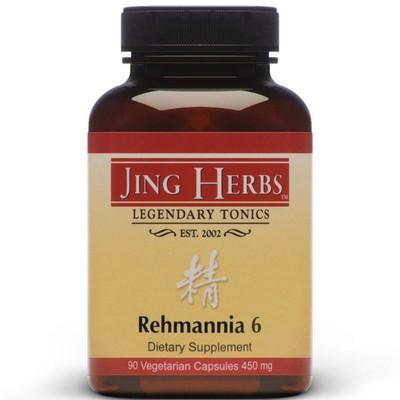 Jing Herbs Rehmannia 6
