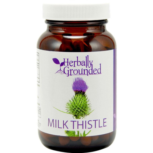 Herbally Grounded Milk Thistle