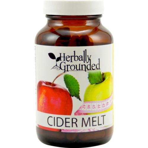 Herbally Grounded Cider Melt 120 Capsules