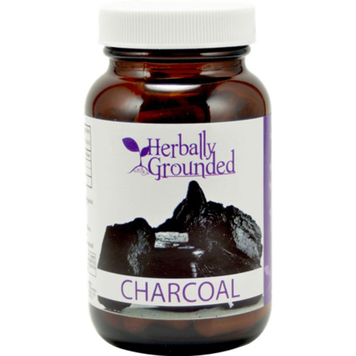 Herbally Grounded Charcoal 100 capsules