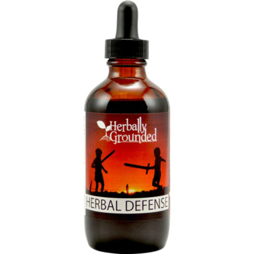 Herbally Grounded Herbal Defense 4 fl oz