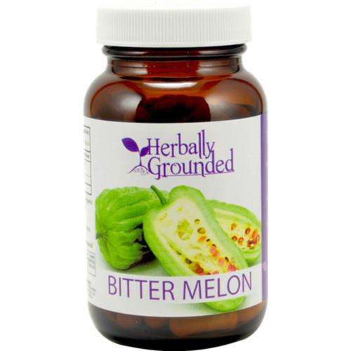 Herbally Grounded Bitter Melon 100 caps