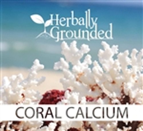 Herbally Grounded Coral Calcium