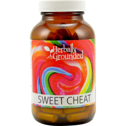 Herbally Grounded Sweet Cheat 120 Capsules