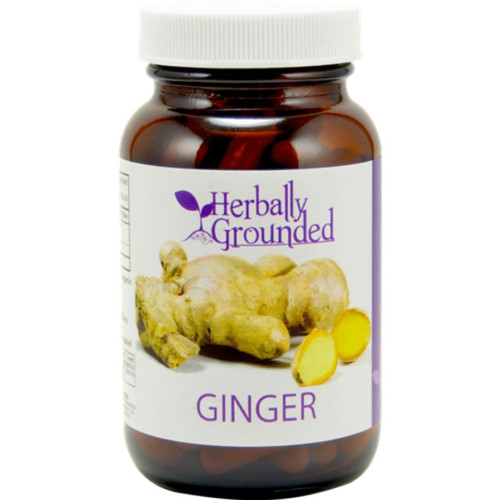 Herbally Grounded Ginger 100 caps