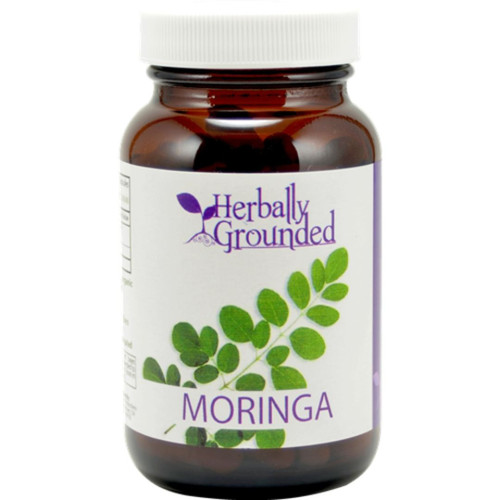 Herbally Grounded Moringa