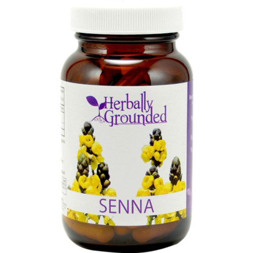 Herbally Grounded Senna